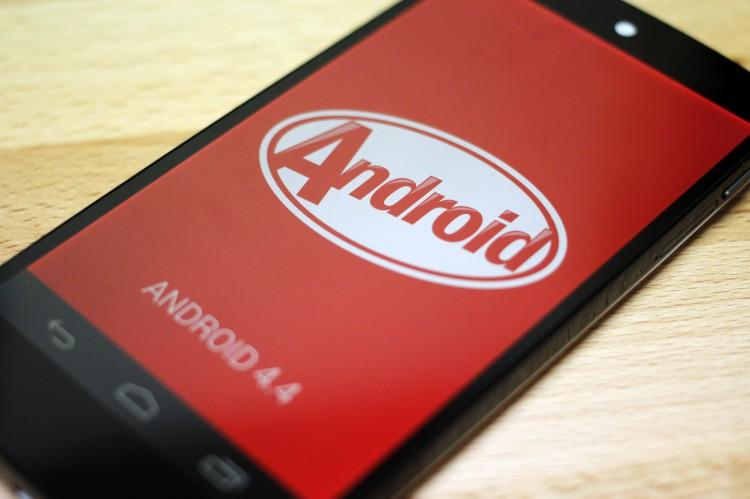 Обновление Android 4.4.3 KitKat для Nexus