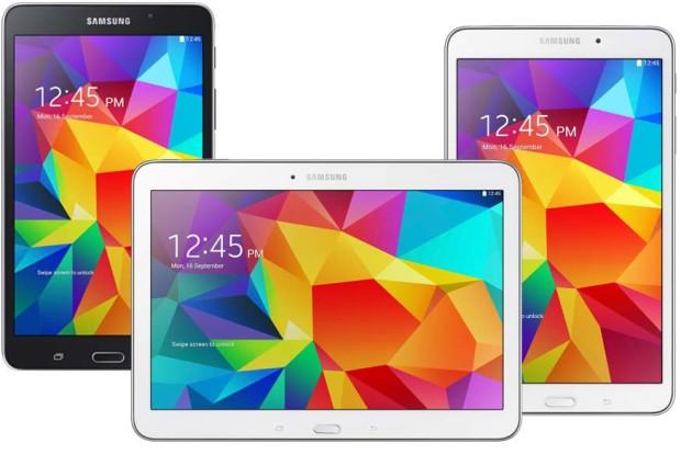 Планшеты Samsung Galaxy Tab 4