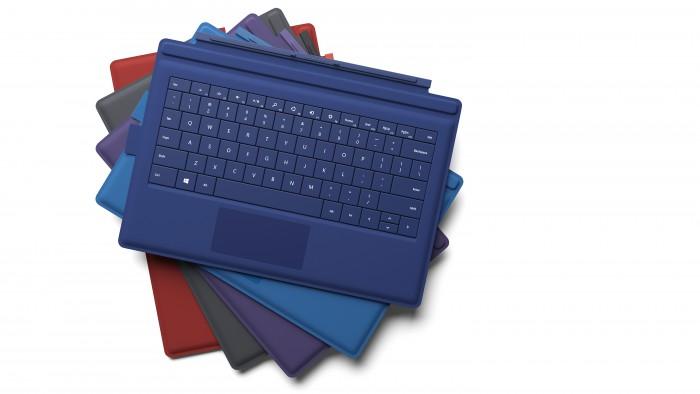 Клавиатура Surface Pro 3