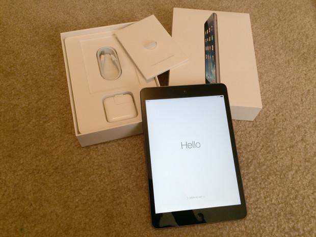 Размер iPad Mini