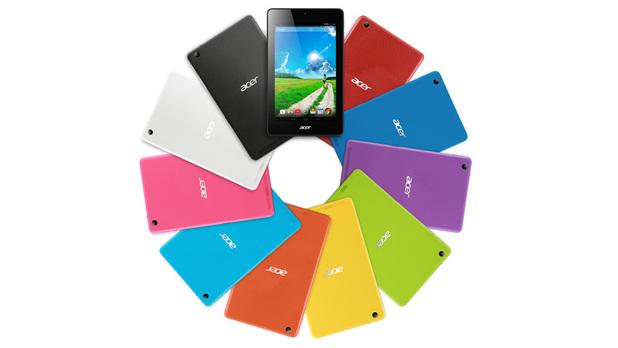 Планшет Acer Iconia One 7