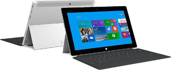 Клавиатура для Surface 2