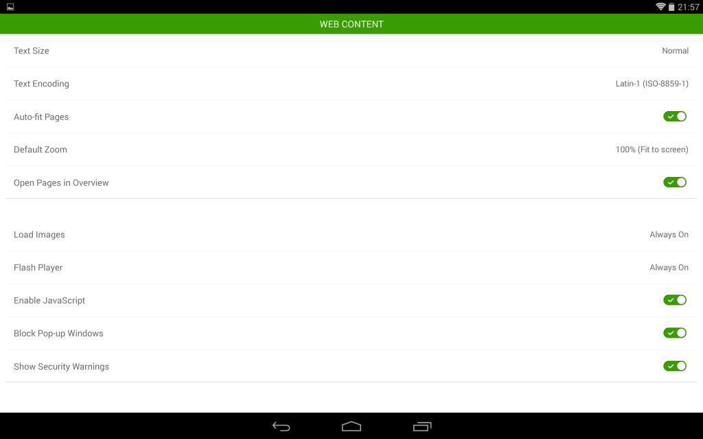 Установить установить Adobe Flash Player на Android KitKat