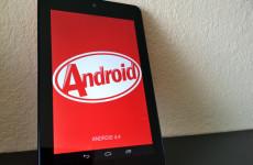 Обновление Android 4.4.4 KitKat