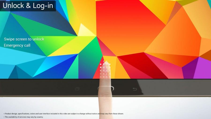 Samsung Galaxy Tab S (2014)
