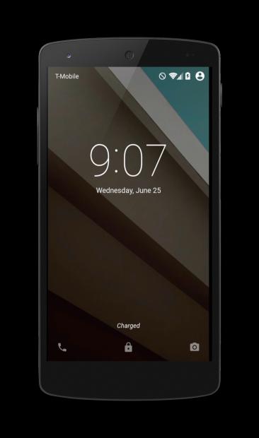 Android L на Nexus 5