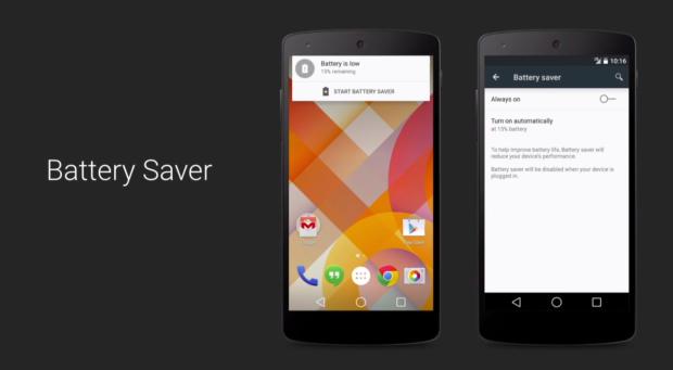 Операционная система Android L