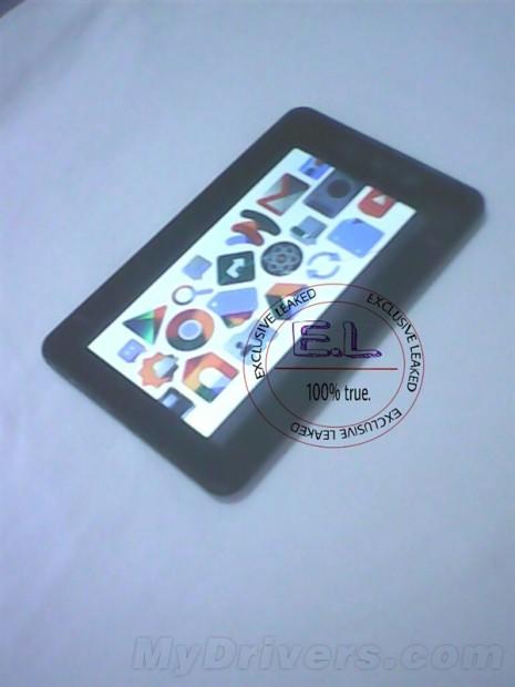 фото Nexus 8