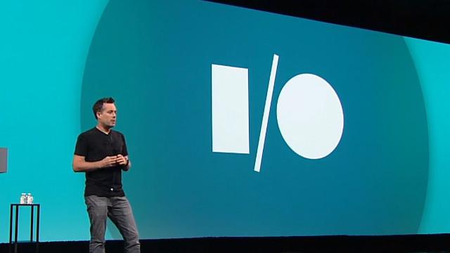 Новый Android L на Google I / O 2014