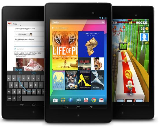 Новый Nexus 7 (2013)