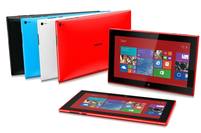 Планшет Nokia Lumia 2520