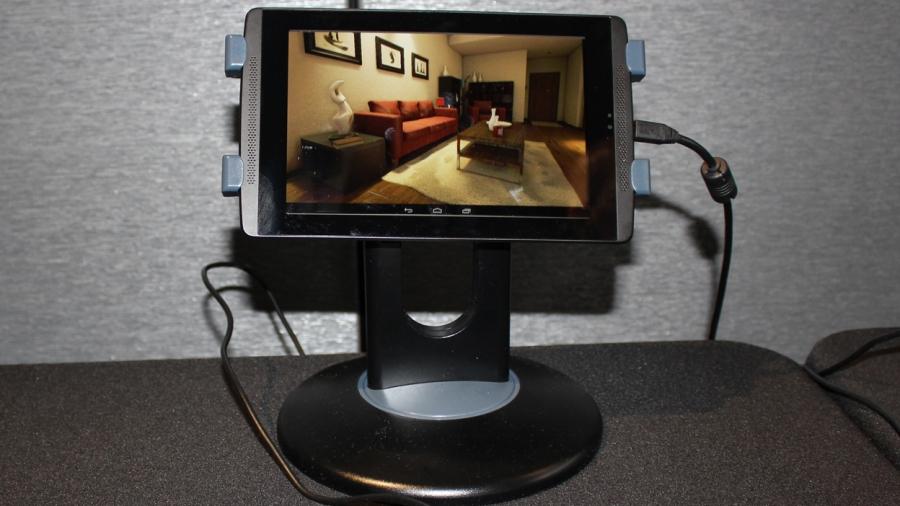 Trine 2 на планшете с Nvidia Tegra K1