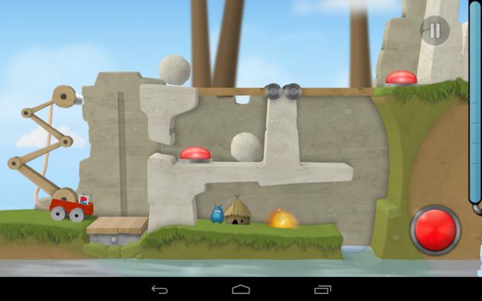 Sprinkle Islands на Nexus 7