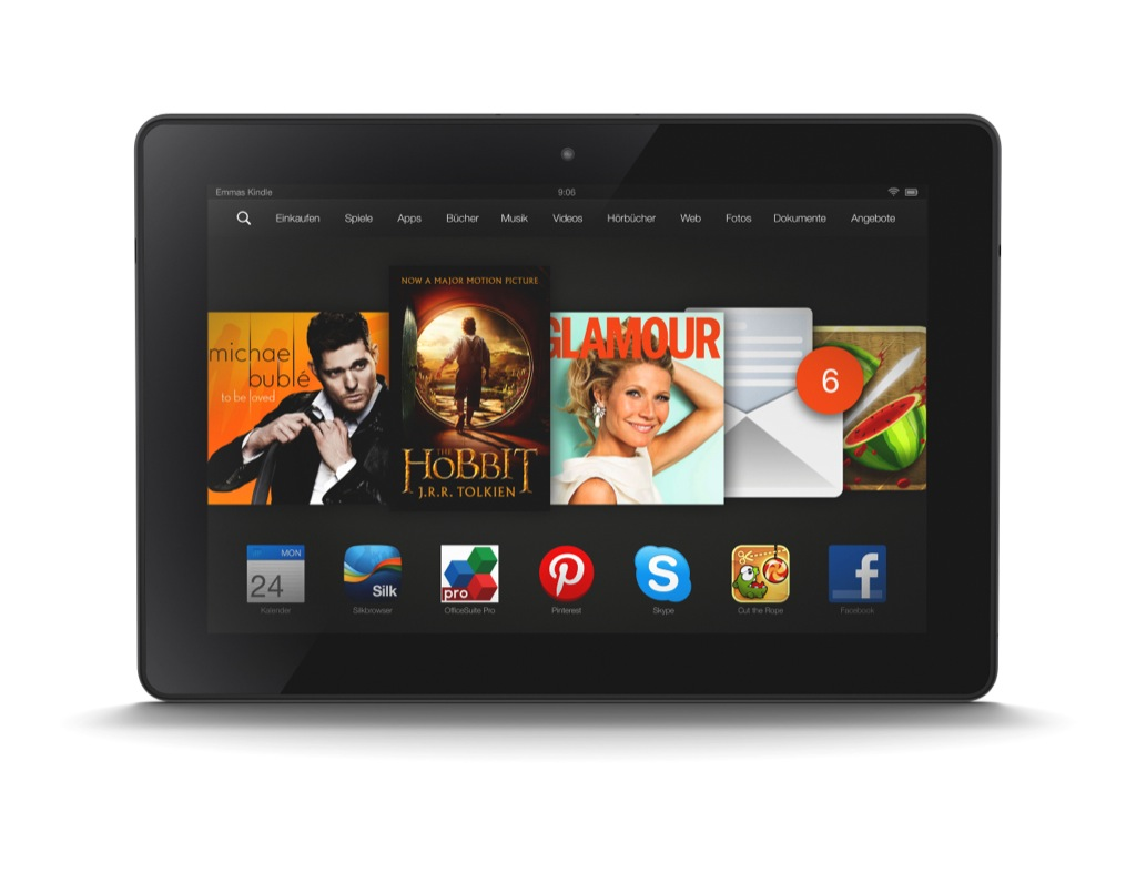 Планшет Amazon KindleFire HDX 8.9