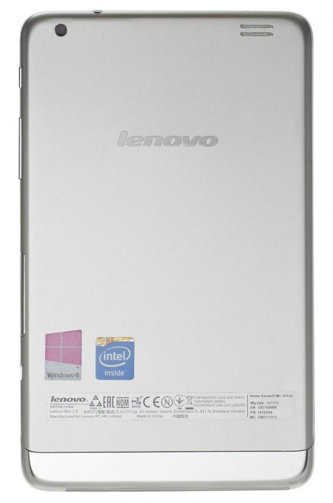 Планшет Lenovo Miix 2 8