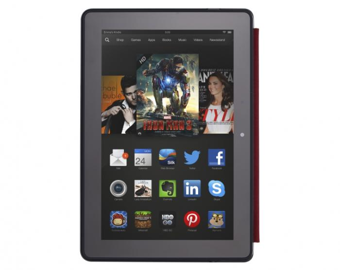 Amazon Kindle Fire HDX 8.9 обзор