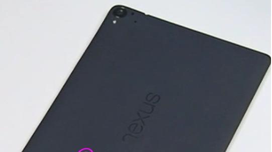 Первая фотография HTC Nexus 9