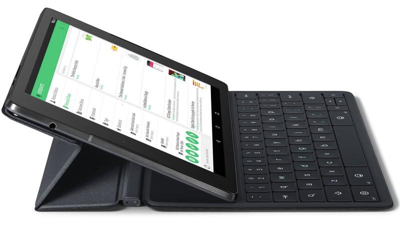 Планшет Nexus 9 и клавиатура