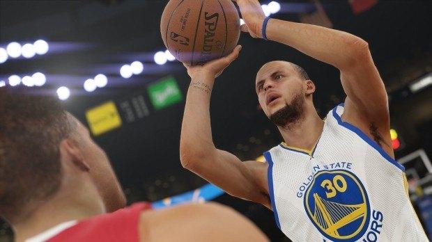 Релиз NBA 2K15