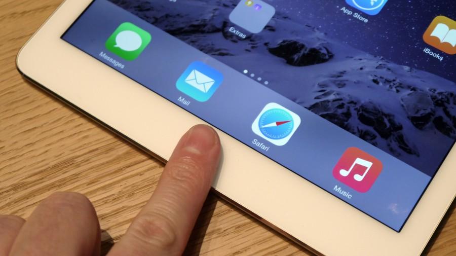 iPad Air 2 и Touch ID