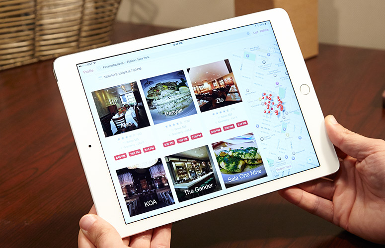 Большой планшет - Apple iPad Air 2