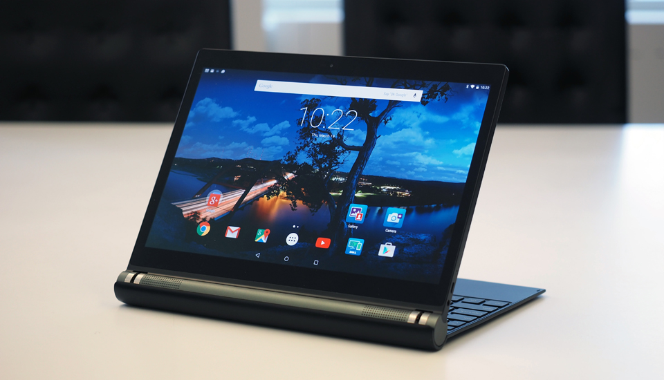 Большой планшет Dell Venue 10 7000