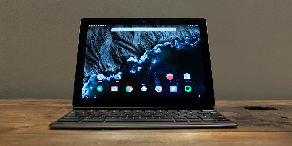 Большой планшет - Google Pixel C