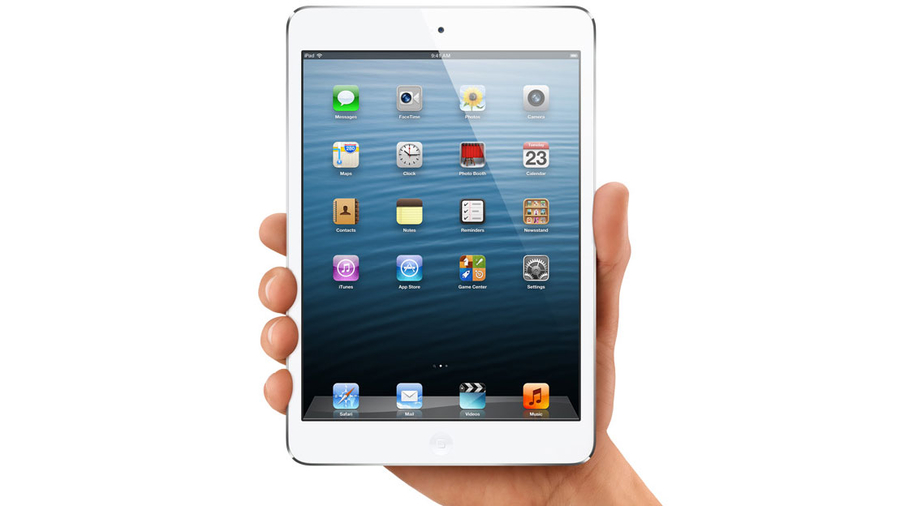 Лучший планшет 2014. Apple iPad Mini