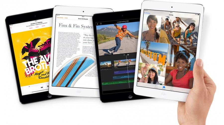 Лучший планшет 2014. iPad Mini Retina