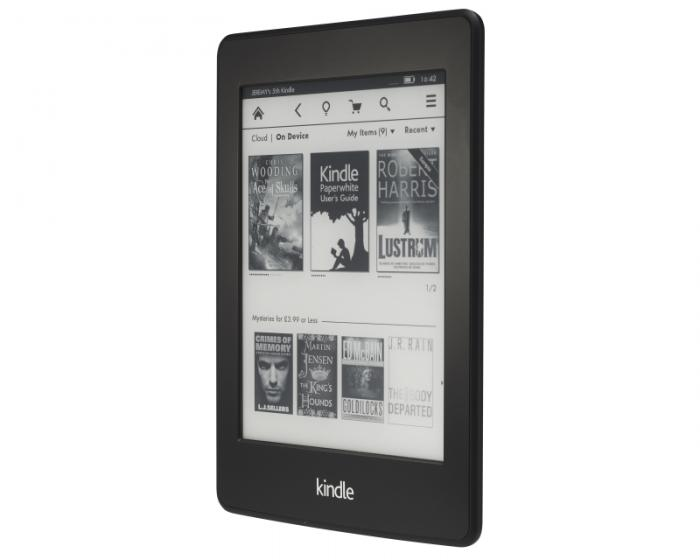 Amazon Kindle Paperwhite 2014