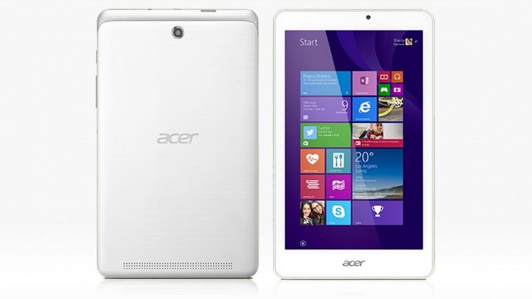 Бюджетный планшет на Windows 8.1 - Acer Iconia Tab 8 W
