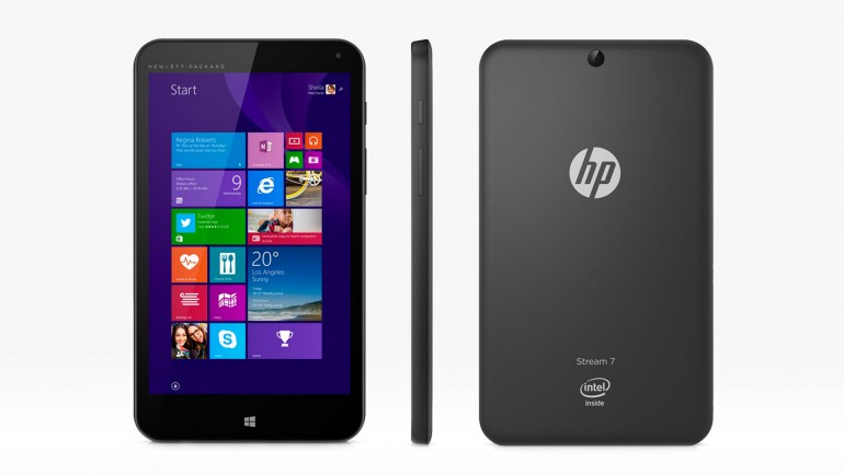 Бюджетный планшет на Windows 8.1 - HP Stream 7
