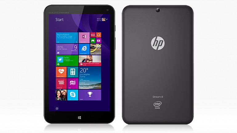 Бюджетный планшет на Windows 8.1 - HP Stream 8
