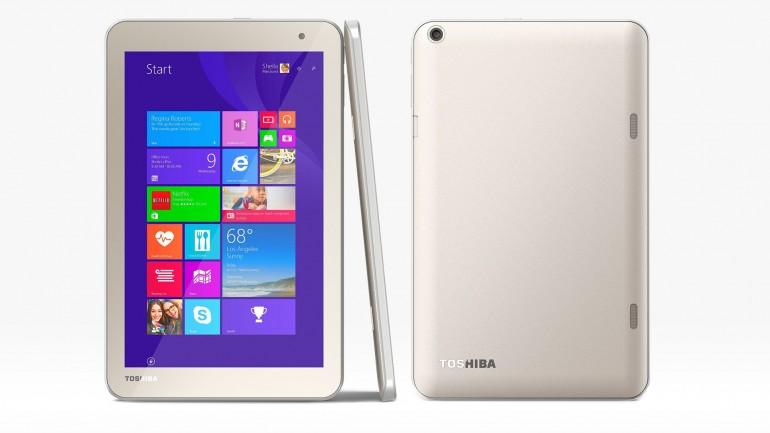 Бюджетный планшет на Windows 8.1 - Toshiba Encore 2