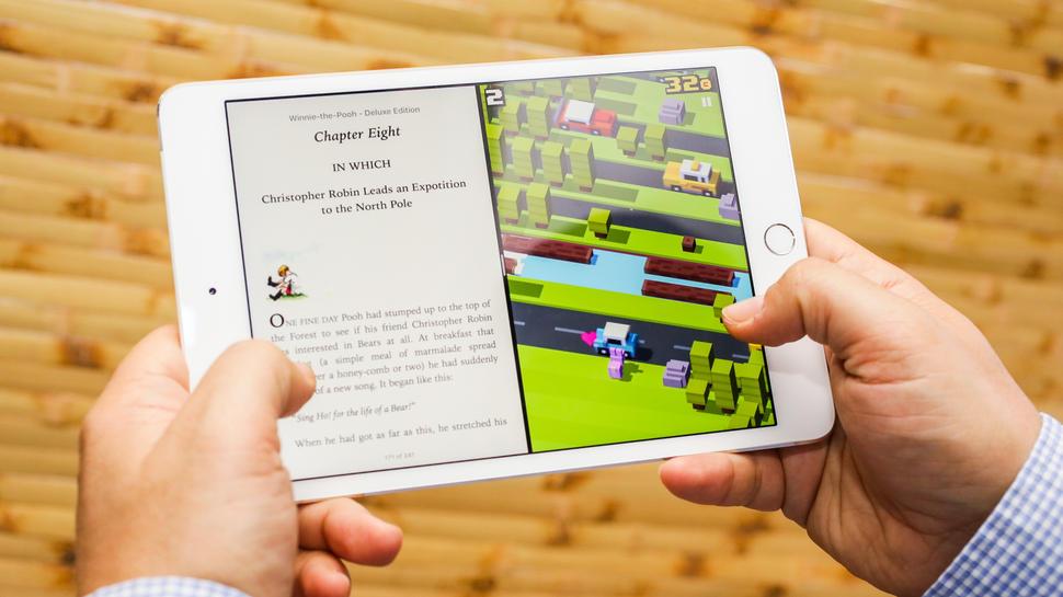 Игровой планшет. Apple iPad Mini 4