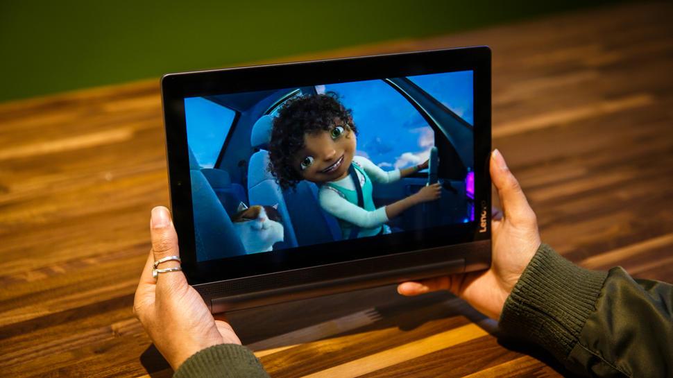Игровой планшет. Lenovo Yoga Tab 3 Pro