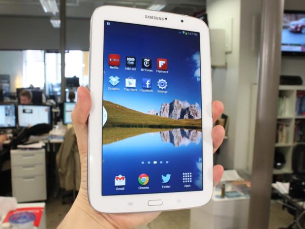 Обзор планшетов Samsung