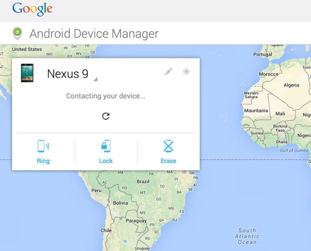 Менеджер устройств Android