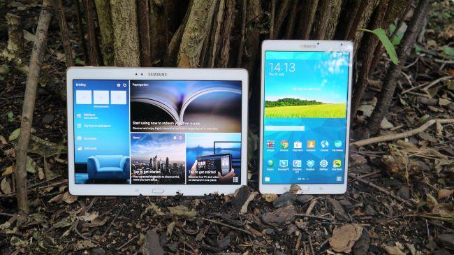 Планшеты Galaxy Tab S
