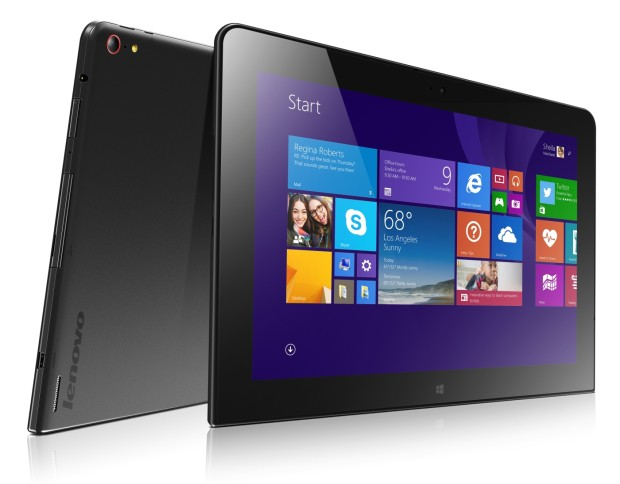 Планшет на Windows 8. Lenovo ThinkPad 10