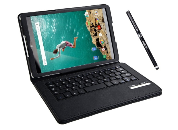 Чехол-клавиатура IVSO Nexus 9