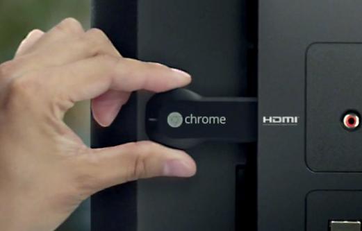 Chromecast для Nexus 9