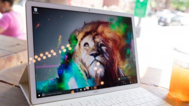 Новый планшет Huawei MateBook
