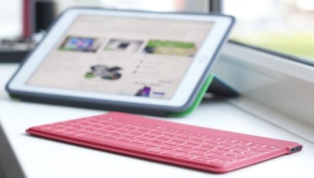 Logitech Keys to Go. Клавиатура для iPad