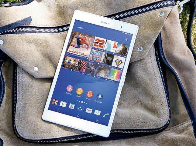 Компактный планшет Sony Xperia Z3 Tablet Compact