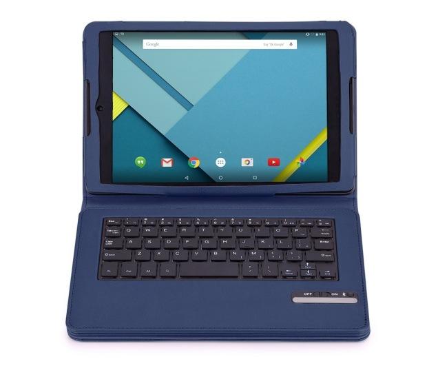 Moko Bluetooth клавиатура для Nexus 9