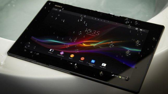 Новый планшет Sony Xperia Z6 Tablet
