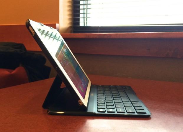 iPad с клавиатурой