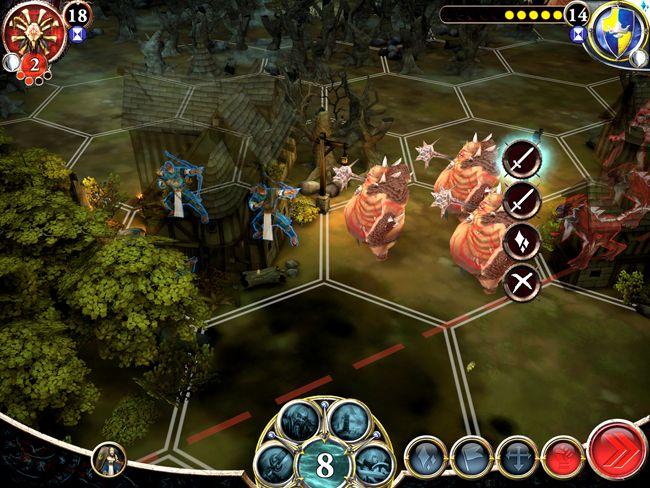 Настольная игра BattleLore. Command