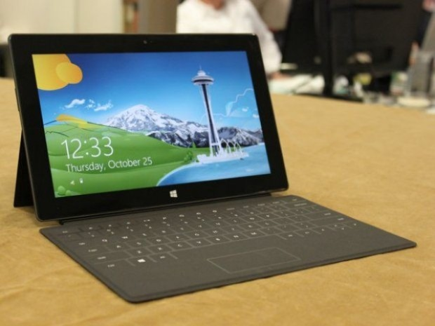 Обзор Microsoft Surface RT
